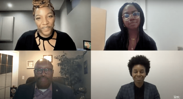 Panel Discussion – MTC The Mountaintop
