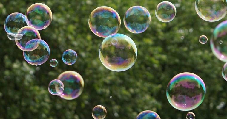 Bubbles…