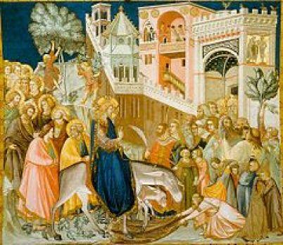 Palm Sunday_240px-Assisi-frescoes-entry-into-jerusalem-pietro_lorenzetti