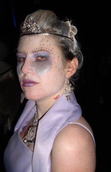 Bitchy Frigid Ice Princess Zombie