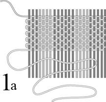 Hemstitching on the Loom A