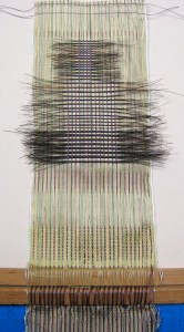 Black Horsehair with heading sticks