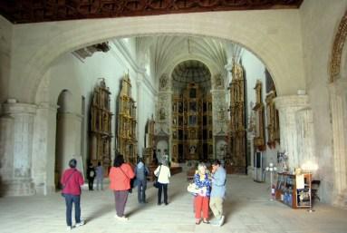 9.4 inside of church