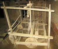 Loom in big house