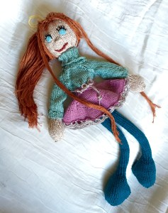 Peggy's Doll