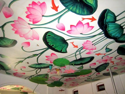 03.1 lily pad ceiling