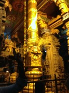 11.4 gold sculpture inside