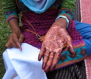 5.2 henna designs on Palm