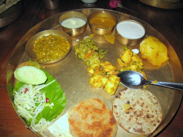 5.5 special Indian dinner