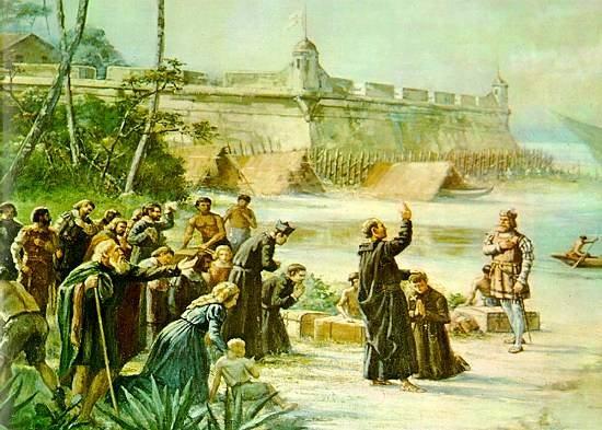 Beato José de Anchieta: Poema Ao Santissimo Sacramento