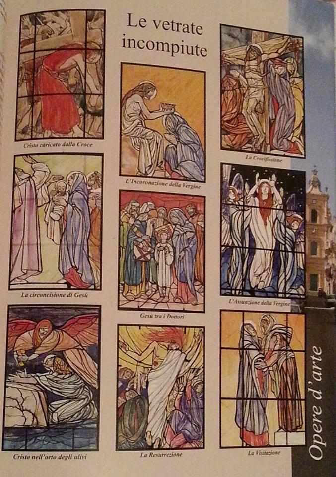 Pentecoste di Duilio Cambellotti icona dell'Educhiamoci alla Corresponsabilità (5/6)