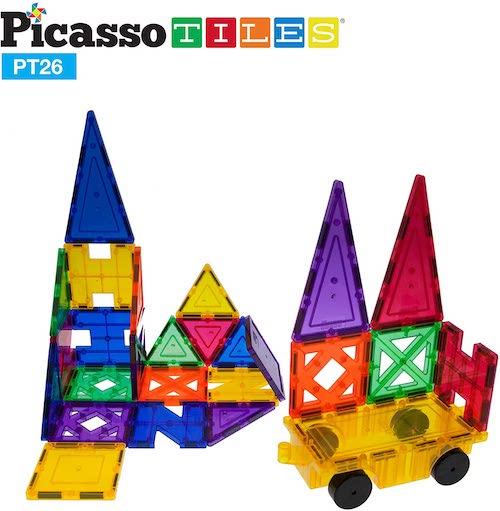 Set de losetas magnéticas de Picasso Tiles