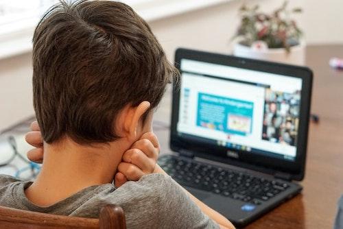 clases virtuales en casa
