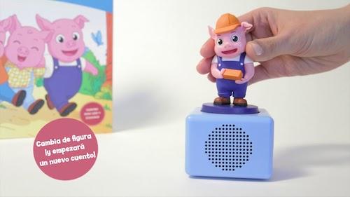 audiocuentos infantiles de Salvat