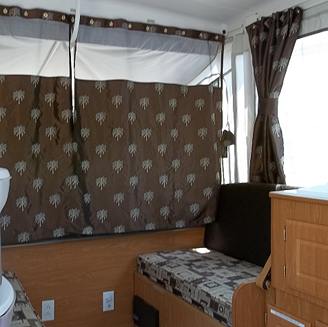 My Camper Cushions And Curtains Are Finished Pegsgottado