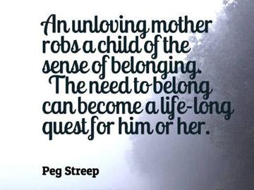 Unloving Mother