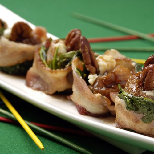 Savoury Stuffed Figs by Chef Peter Long of Maxime's