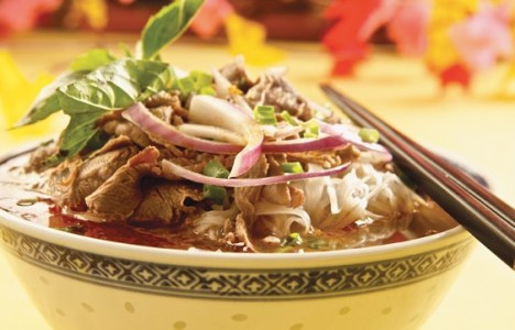 Satay beefsoup by Thanh-Huong