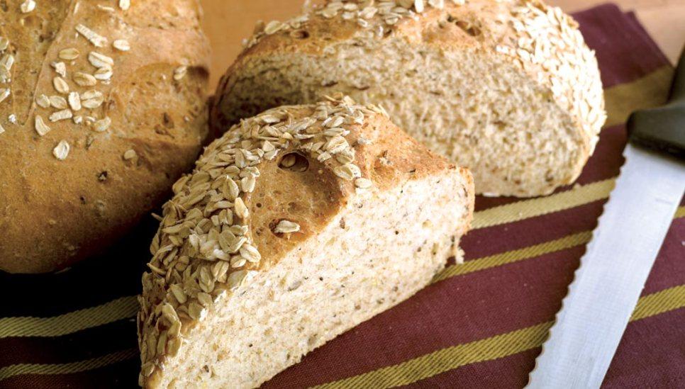 Tall Grass Harvest Bread by co-owner Tabitha Langel of Tall Grass Prairie Bakery
