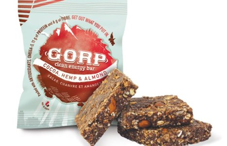 Packaging Bar - Cocoa Hemp Almond