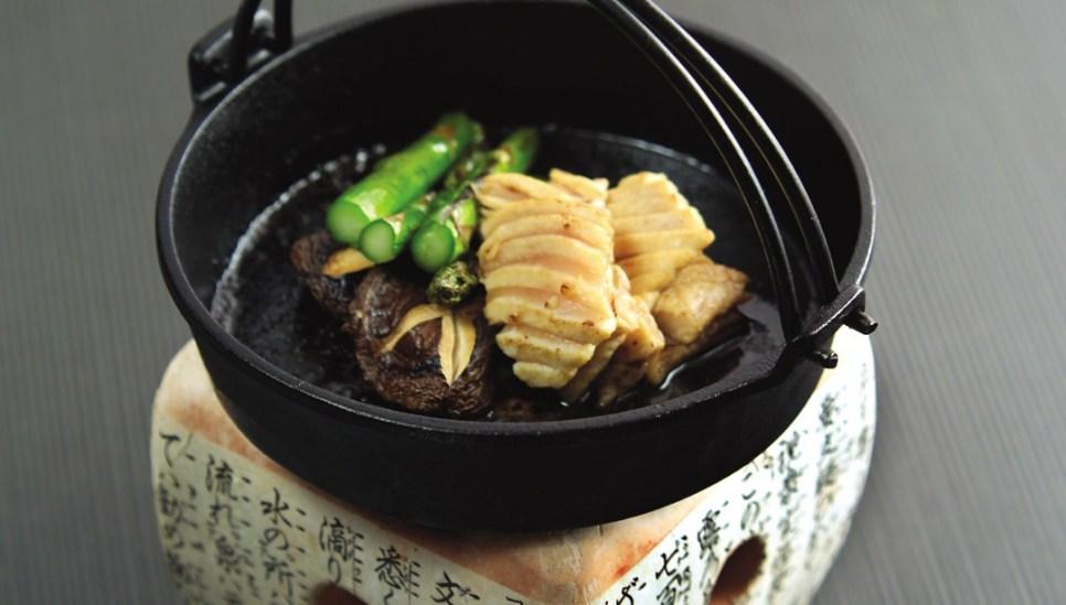 Toro Tobanyaki by Chef Cho Venevongsa, Wasabi On Broadway
