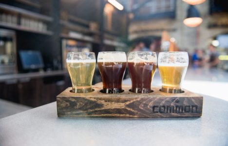 The Common Beer Flight