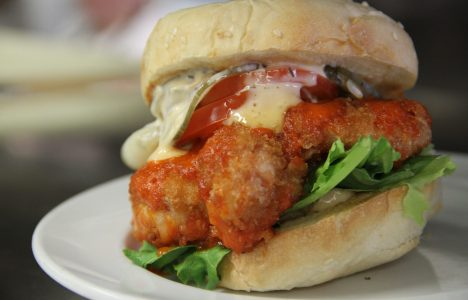 Rudy's Burger