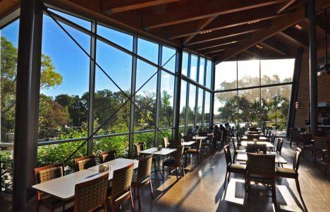 Park Cafe Interior