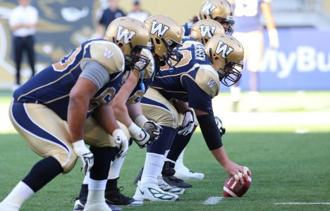 Blue Bombers - Investors Group Field,