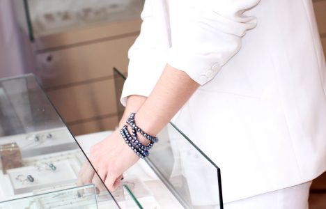 Hilary Druxman Jewellery Display