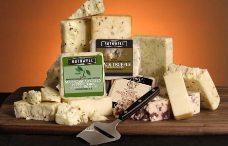 Premium cheese - Bothwell