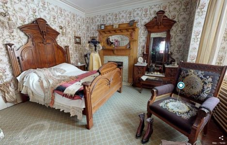 Dalnavert Bedroom