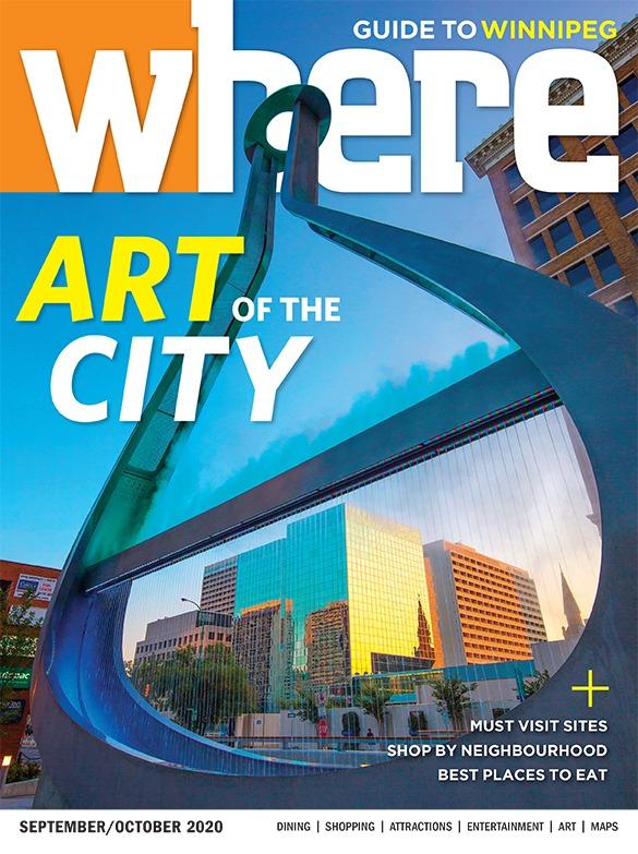 WHERE Magazine Sept/Oct 2020