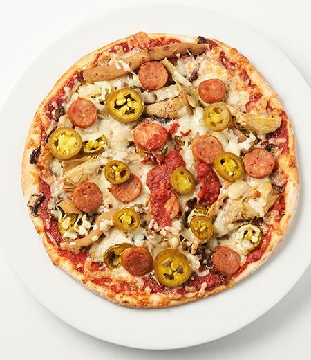 Slavo Nova pizza