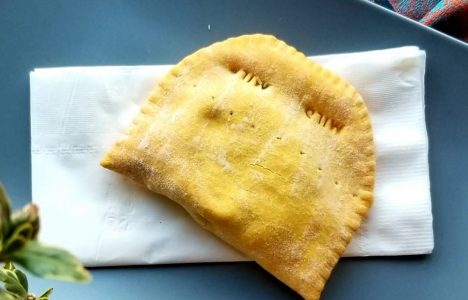 Diaspora Cafe Jamaican Patty