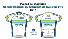 Maillot de champion du Grand Est
