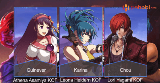 Hero SNK KOF Mobile Legends