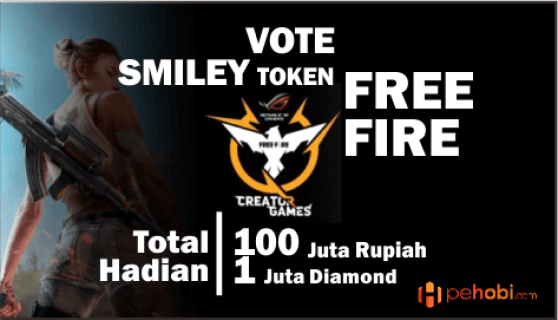 Vote Smiley Token Creator Games Free Fire