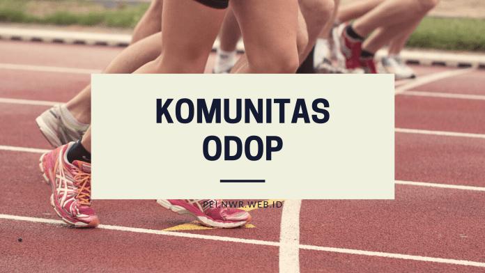 Komunitas ODOP Strategi Lulus ODOP