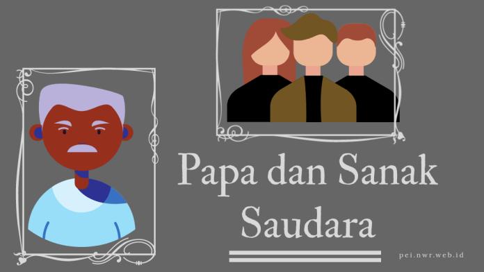 Papa dan Sanak Saudara