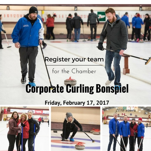 Corporate Curling Bonspiel @ Charlottetown Curling Complex