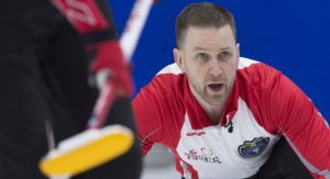 Gushue, with PEI native Gallant, books spot in Brier Page Playoff 1 vs. 2 game (TSN)