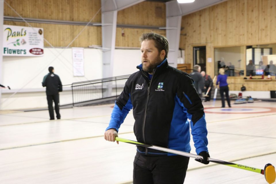 "Jamie Newson edges Mitchell Schut to win PEI Mixed ""C"" event and bye to ch'ship final"