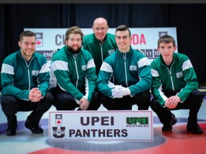 Panthers capture bronze at 2017 USports Curling Nationals (UPEI)