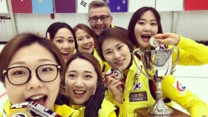 Flashback to 11 months ago: PEI's Peter Gallant hopes to lead Korean women curlers to Olympics (CBC PEI)