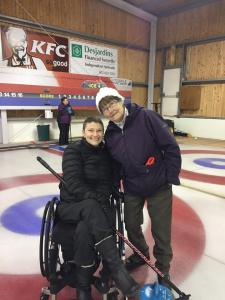 ParaSport PEI and SCI PEI funspiel held at Cornwall