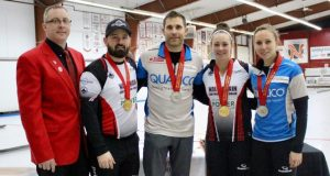 Courtney, Carruthers win Cdn. Mixed Doubles, Team PEI finishes with 1-6 record (Curling Canada)