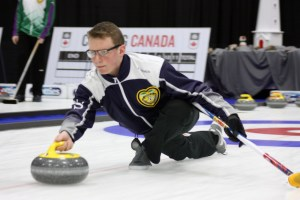 Playoff teams set at U18 Ch'ships in Moncton, PEI players to compete in Mixed Doubles (Curling Canada)
