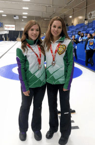 PEI Curlers win Gold, Bronze in Mixed Doubles portion of inaugural Cdn. U18 Ch'ships in Moncton
