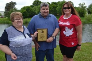 Roger Gavin named Alberton's Volunteer of the Year (Journal)